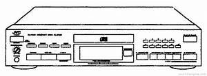 Jvc Xl-v264 - Manual - Compact Disc Player