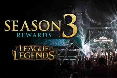 League Of Legends Ranked Play Rewards