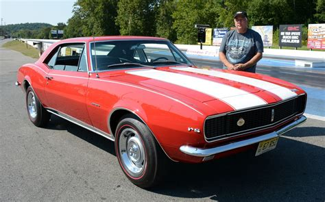 Restored 1967 Camaro Z/28 Rs Takes Best In Show At Musclep
