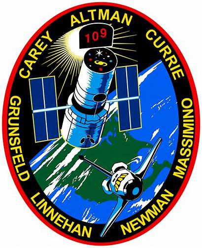 Sts 109 Patch Commons Svg Wikimedia Cc