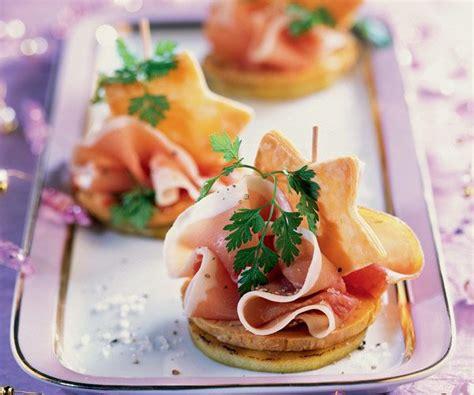 canape aperitif canapés au jambon de bayonne foie gras et pommes recipe