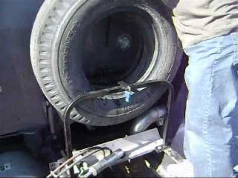 spare tire carrier  semi trucks youtube