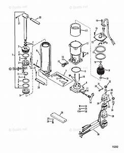 50 Hp Mercury Outboard Motor Parts Diagram