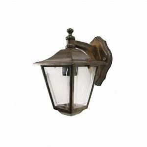 Albon brass exterior wall light outdoor wall light by for Vintage outdoor lighting ireland
