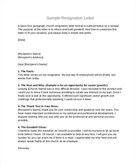 board resignation letter 49 resignation letter exles
