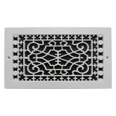 smi ventilation products victorian base board 6 in x 12