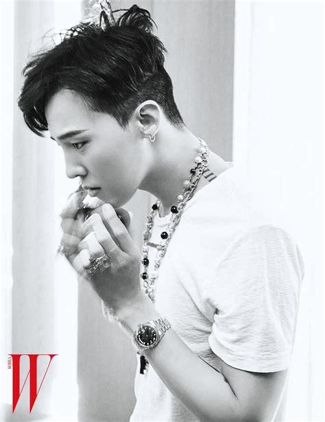 gd magazine info g dragon and taeyang in w magazine korea june 2015 edition 빅뱅 bigbangmusic