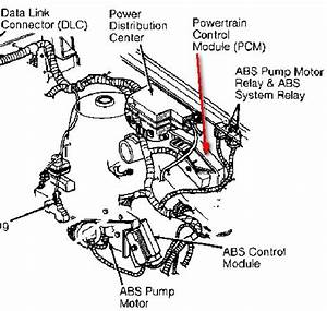 I Was Told That I Had A Bad Ecu In My  U0026 39 94 Dodge Grand