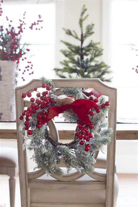 winter white holiday red  christmas decor themes