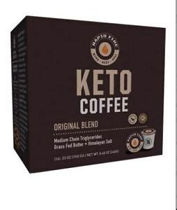 Keto coffee is quite a bit healthier than your average breakfast, and it has the calories to match. Rapid Fire Keto Coffee - Original pods 35046104597 | eBay