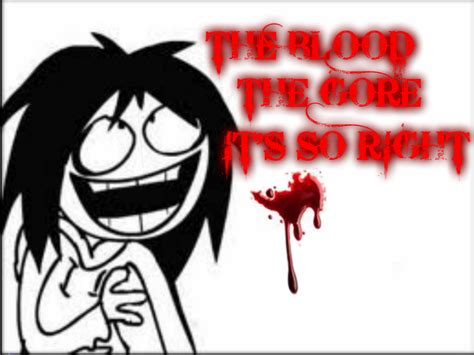 Jeff The Killer Meme - jeff the killer oh so right jpg by neonchiq