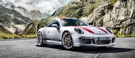 the porsche 911 r is here and it s manual gt speed gt speed