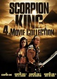 The Scorpion King: 4-Movie Collection [DVD] - Best Buy