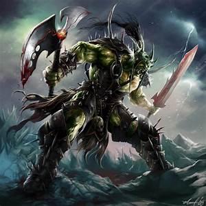 Orcs (Concept) - Giant Bomb