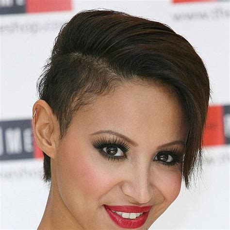 celebrity undercut hairstyles hair  style pictures