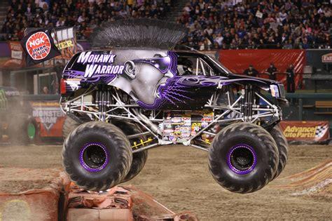 Monster Jam Trucks On Display Free Orlando Monsterjam