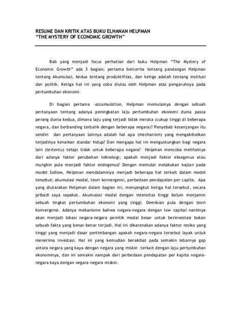 Contoh Makalah Resume - ID Jobs DB