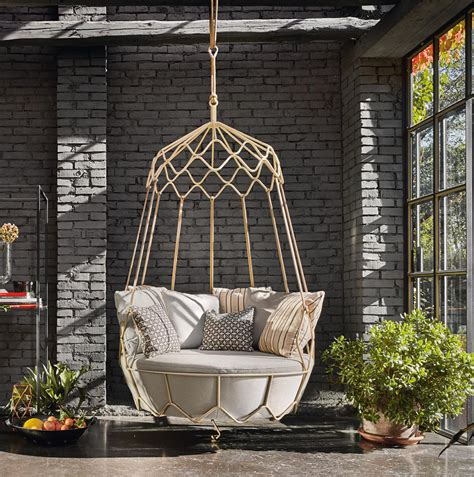 contemporary outdoor furniture swing  contemporary