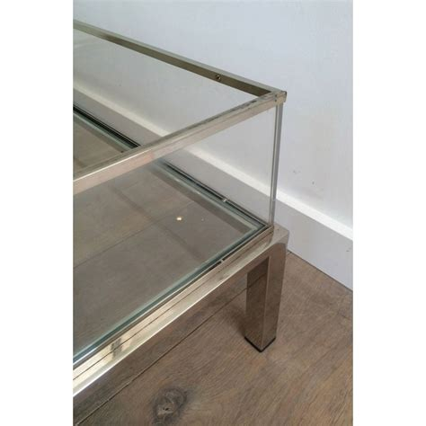 table basse vitrine design ezooq