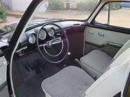 VW Type 3 Squareback Interior