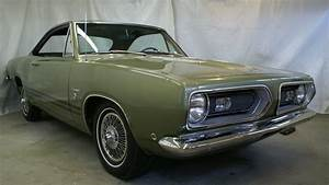 1968 Plymouth Barracuda Formula S Coupe