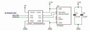 Temperature And Humidity Sensor Wiring Diagram