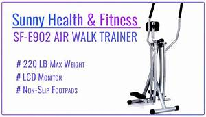 Sunny Air Walk Trainer Review 2020