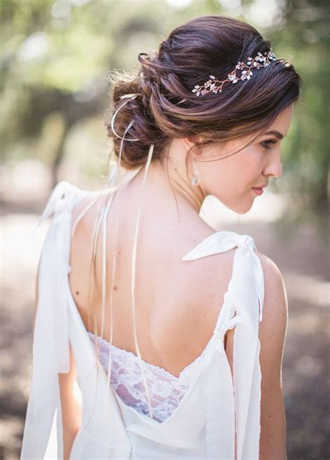 casual wedding hairstyles    love