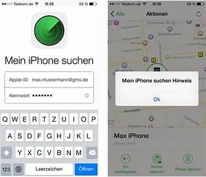 Grenzsteine Finden App : wie sie ihr iphone bei diebstahl und verlust orten ~ Lizthompson.info Haus und Dekorationen