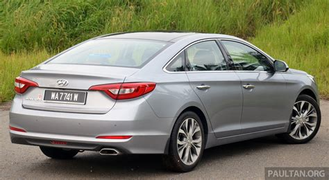 DRIVEN: Hyundai Sonata LF 2.0 Executive tested Image 301414