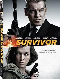 Survivor DVD Release Date June 23, 2015