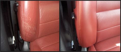 Repair In Leather by St Louis Leather Photos Auto Interior Doctors