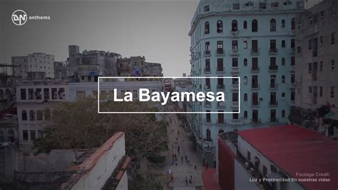 Learn the fascinating history of the rhythms that characterize cuban music through interactive workshops with cuban directors and rehearsals with cuban singers and instrumentalists. National Anthem of Cuba - La Bayamesa - YouTube