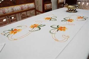 Nappe De Table : nappes table ~ Teatrodelosmanantiales.com Idées de Décoration