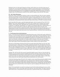 protestant reformation essay outline