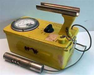 Original Geiger Counter | I started with a vintage Geiger ...