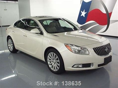 2012 Buick Regal Premium 1 by Purchase Used 2012 Buick Regal Premium 1 Sunroof Heated
