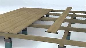 Lame De Bois Pour Terrasse : fixation invisible happax pour terrasse bois cumaru ipe exotique resineux youtube ~ Melissatoandfro.com Idées de Décoration