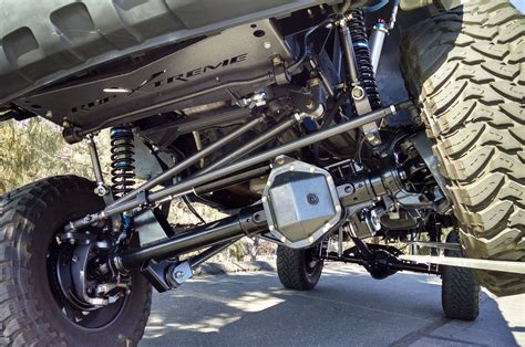 precision fabrication  rdp xtreme gm solid axle swap kit