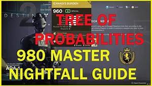 Tree Of Probabilities 980 Nightfall Guide  Platinum