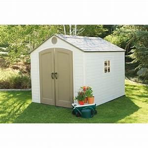 Abri De Jardin En Pvc : abri de jardin pvc ~ Edinachiropracticcenter.com Idées de Décoration