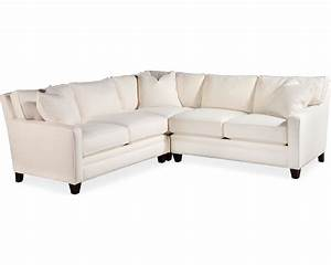 Sectional sofa design high end thomasville sectional for Sofa sectionals