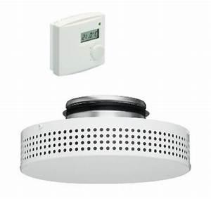 Bouche D Aération Vmc : eco 3t helios bouche plafonni re de soufflage chauffante ~ Premium-room.com Idées de Décoration