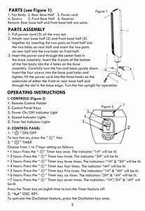 Kenmore Kenmore U00e2 36 Tower Fan 34036 Owners Manual Fz10