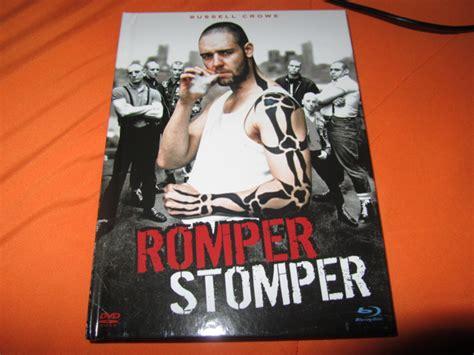 Romper Stomper Limited Edition Mediabook