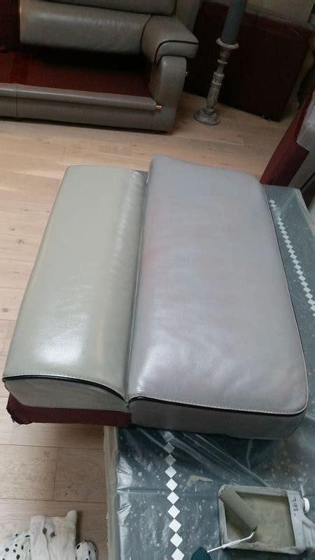 peindre canapé cuir peindre un canape en cuir 28 images comment nettoyer