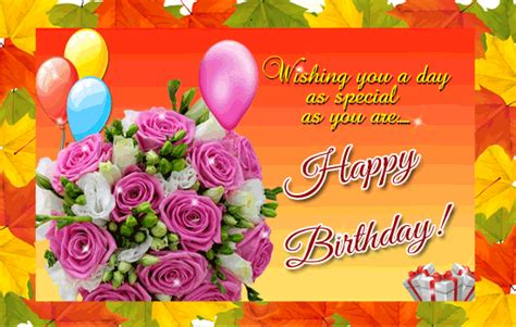 Birthday Wishes & Greetings... Free Happy Birthday eCards ...