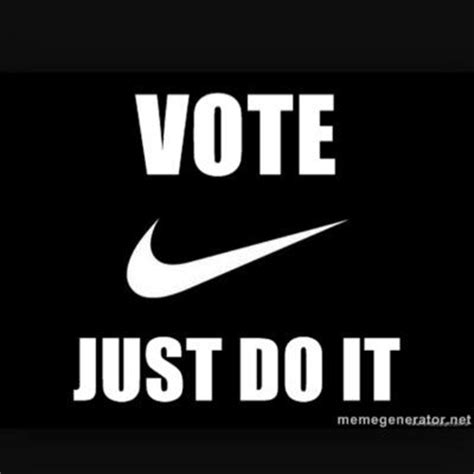 do it for template nhs vote just do it team justdoit15