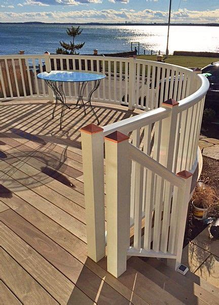 Wood Porch Railing Systems by 4 Quot 3 Pc Porch Rail System Cedar In 2019 Porch Gallery