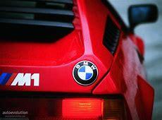 BMW M1 E26 specs & photos 1978, 1979, 1980, 1981